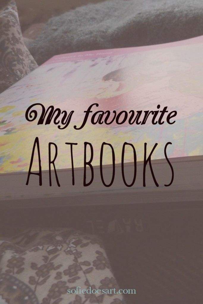 My Favourite art books