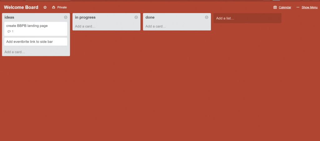 A scrum site that can help you be more productive is Trello!