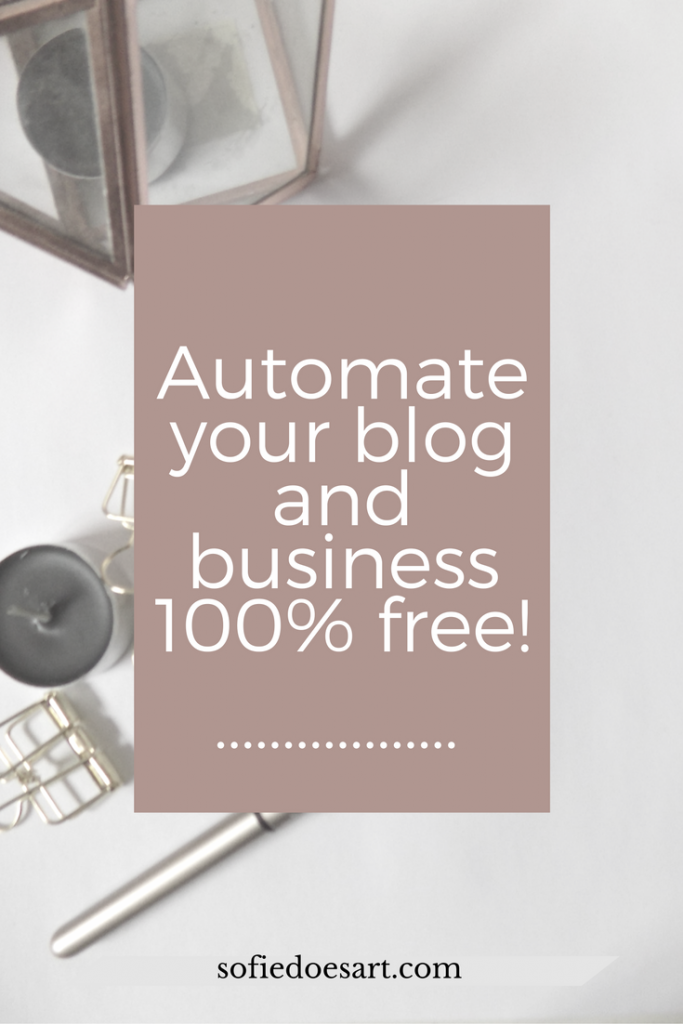 Real free options for getting the professional blog features that you would love!