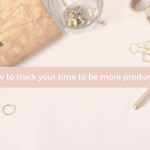 How to track your time to be more productive